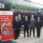 Biodieselanlage Hohenau nimmt Betrieb auf