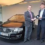 Volkswagen unterstützt Niedersächsischen Fußballverband