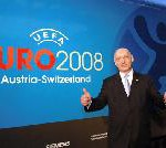 Fußball EM 2008 auf Schiene