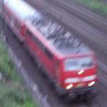 Deutsche Bahn arbeitet an Beseitigung der Folgen des Streiks im Güterverkehr