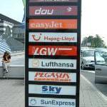 Dortmund Airport: 10 Prozent mehr als Vorjahresmonat