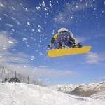 Mit dem Zug zum Wintersport