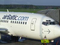 Air Baltic mit konstantem Wachstum