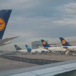 Neuer Rekord im deutschen Luftraum