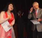 Lina Liu gewinnt Musikpreis