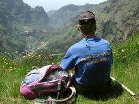 In kleinen Gruppen auf Madeira wandern