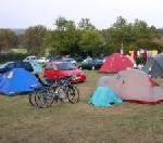 Campingtourismus 2007: 1% mehr Übernachtungen