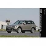 """ADAC-Preis """"Gelber Engel"""" 2008 für den BMW X3 – drei Modelle der BMW Group unter den Top vier."""