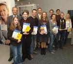 Siemens: Nachwuchsjournalisten in Nürnberg ausgezeichnet