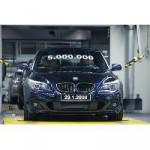 5 gewinnt – 5 Millionen BMW 5er in 5 Generationen.