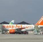 Billigflieger easyJet: Verkehrszahlen für Januar 2008