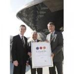 """BMW Welt ist Ort im """"Land der Ideen"""". Auszeichnung für Innovation und Zukunftsfähigkeit"""