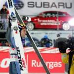 Subaru Impreza 2.0R – der Preis für Vierschanzentournee-Sieger Janne Ahonen