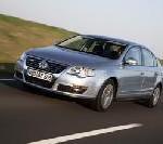 Passat BlueMotion zählt zu den umweltfreundlichsten Autos weltweit