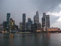 Tourismuswirtschaft in Singapur