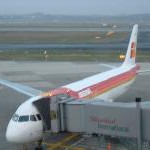 Iberia will repair engines for Air Europa
