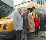 Volkswagen Mitarbeiter spenden 30.000 Euro an Lebenshilfe Helmstedt-Wolfenbüttel