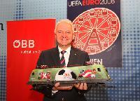 UEFA EURO 2008™: ÖBB MACHEN WIEN MOBIL
