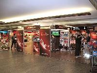 Fussball-Fieber – UEFA EURO 2008TM hält auch im Airport Shopping Einzug!