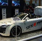 SKN Tuning und Panasonic bringen Hightech in Fahrt