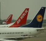 Kampf um Fluggäste in Düsseldorf: Air Berlin startet nach China, Lufthansa nach USA
