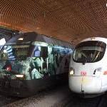 DB Fernverkehr: Jeden Tag 24 Stunden in Europa unterwegs