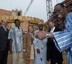Phantasialand: Houngan, der Weißmagier, segnet Afrika-Themenhotel Matamba