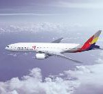 Boeing, Asiana Airlines Finalize Order for Two 777-200ER Jetliners