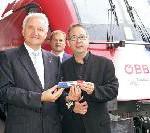 ÖBB-Lokomotiven auf Rekordjagd