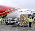 Boeing, Shenzhen, Relief Agencies Deliver Supplies for China Earthquake Effort