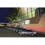 BMW erobert mit Wasserstoff-Autocorso Münchens Straßen