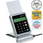 Online-Banking: Premiere für Chipkarten-Lesegerät von KOBIL Systems