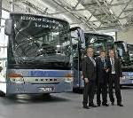 10 000ster Setra Omnibus der Baureihe 400 ausgeliefert