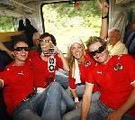 UEFA EURO 2008™: ÖBB-Halbzeitbilanz Hostcity Wien – ein Bilderbuchstart