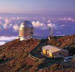 Tage der offenen Tür im Observatorium Des Teide