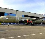 787 Dreamliner Fatigue Airframe Departs Factory
