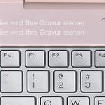 Sony Style Store bietet kostenlose Gravur beim Kauf eines neuen VAIO Notebooks der CR-Serie