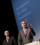 Siemens-CEO Löscher: Aufstellung als integrierter Technologiekonzern liefert nachhaltigen Wert – Ziel: Geschäfte in Nummer-1- oder Nummer-2-Positionen