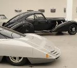 """Ausstellung """"Meilensteine Automobil-Design – Beispiel Mercedes-Benz"""" in der Pinakothek der Moderne"""