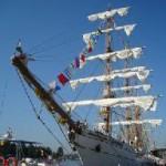 "Ameropa: Leinen los für ""Open-Ship Cuxhaven 2008"""