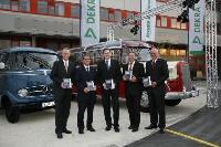 Die besten Nutzfahrzeuge 2008 – Daimler Nutzfahrzeuge stellen die Hälfte der Sieger