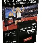 Panasonic vergoldet den Kauf seiner VIERA LCD und Plasma TVs und fördert Sportprogramme für Menschen mit Behinderungen