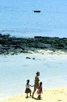 Neuer Wasserpark auf Mauritius