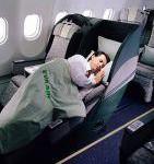 Einfach relaxt abheben mit Eva Air