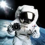 Zwei Samsung-Kameras im All unterwegs