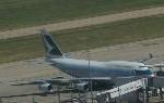 Cathay Pacific präsentiert positive Ergebnisse für Juni 2008