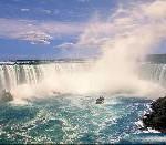 Die Entstehung der Niagarafälle hautnah erleben