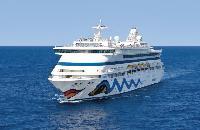 AIDA: Kreuzfahrten in Europa ab sofort mit Personalausweis