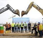 Airport Berlin Brandenburg International BBI: Startschuss für die Bauarbeiten