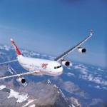 15. Swiss Airbus A340 hebt ab